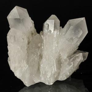 Kryształ górski - szczotka krystaliczna